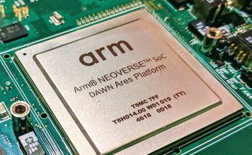 Arm Neoverse N1 SoC Dawn Ares Platform 7nm