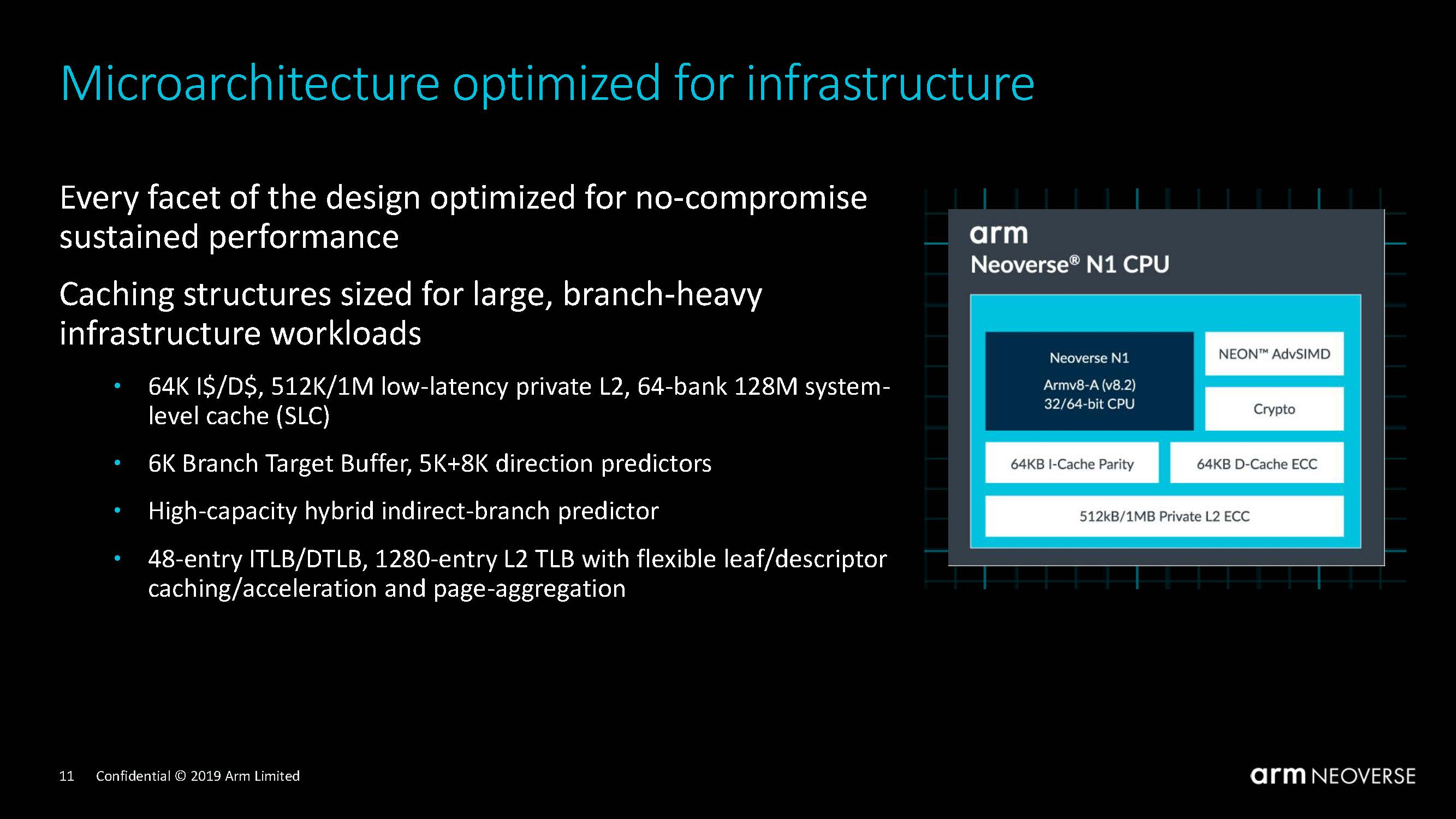 A Journey to Next-Gen Arm Neoverse N1 and E1 Cores - Page 2 of 5