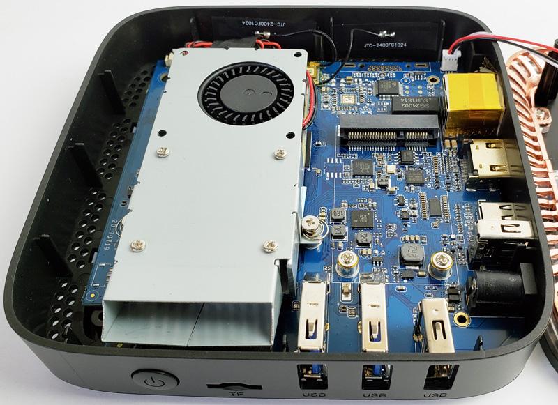 Filegear One Plus Inside View 1