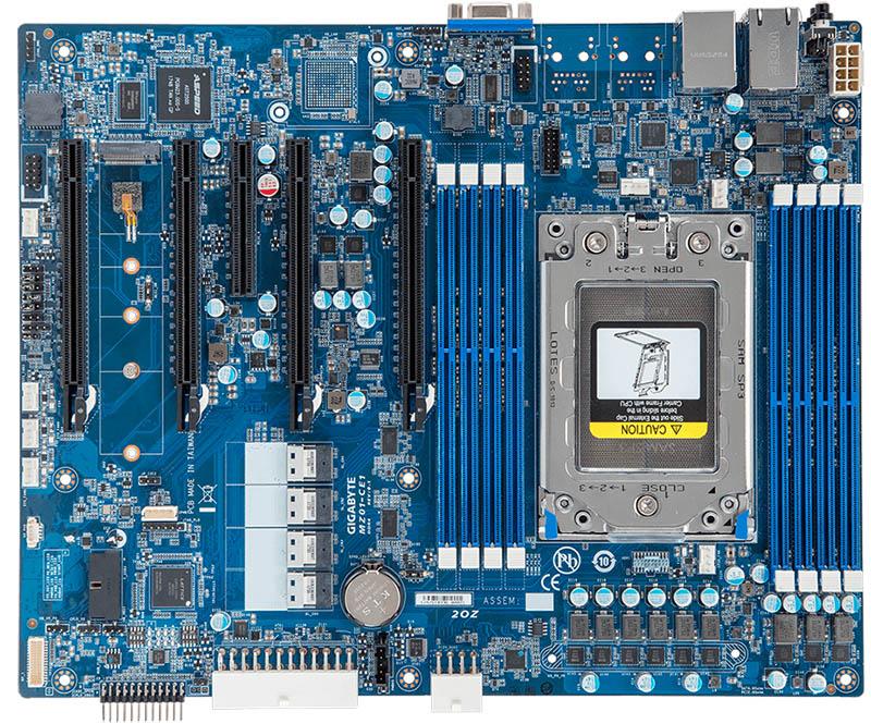Gigabyte MZ01 CE1 Overview 1