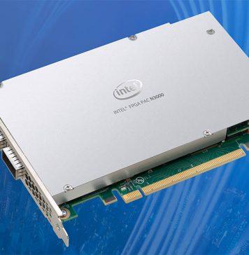 Intel FPGA PAC N3000 Cover