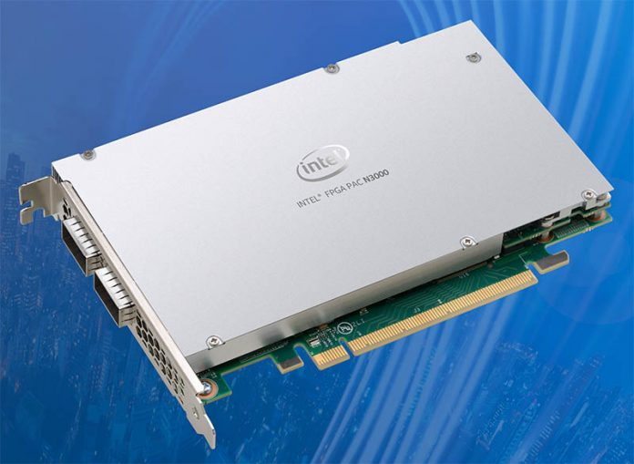 Intel FPGA PAC N3000 Cover