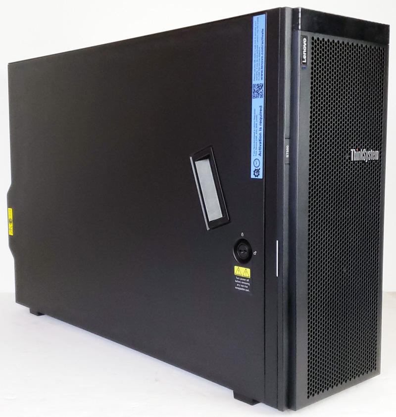 Lenovo ThinkSystem ST550 Tower Front