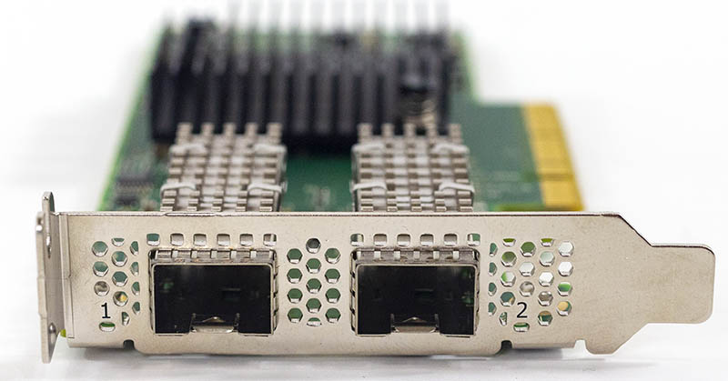 Mellanox ConnectX 4 Lx SFP28 Ports