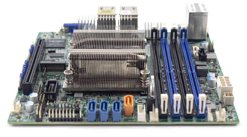 Supermicro M11SDV 8C LN4F Airflow