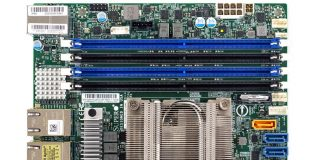 Supermicro M11SDV 8C LN4F Overview