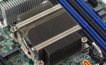 Supermicro M11SDV LN4F AMD EPYC 3000 Passive Heatsink