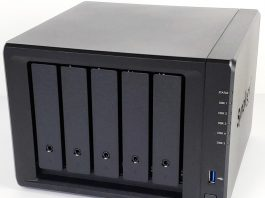 Synology DS1019+ Exterior View