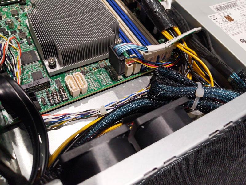 ASRock Rack UCPE EPYC3000 Storage And PCIe