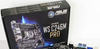 ASUS WS C246M Pro Motherboard