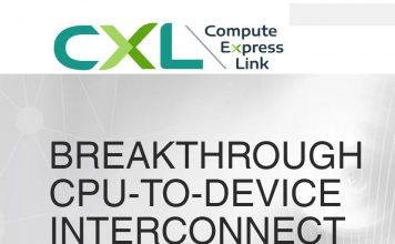 Compute Express Link CXL Announcement Cover