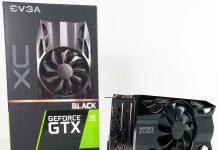 EVGA GTX1660 Ti XC Black