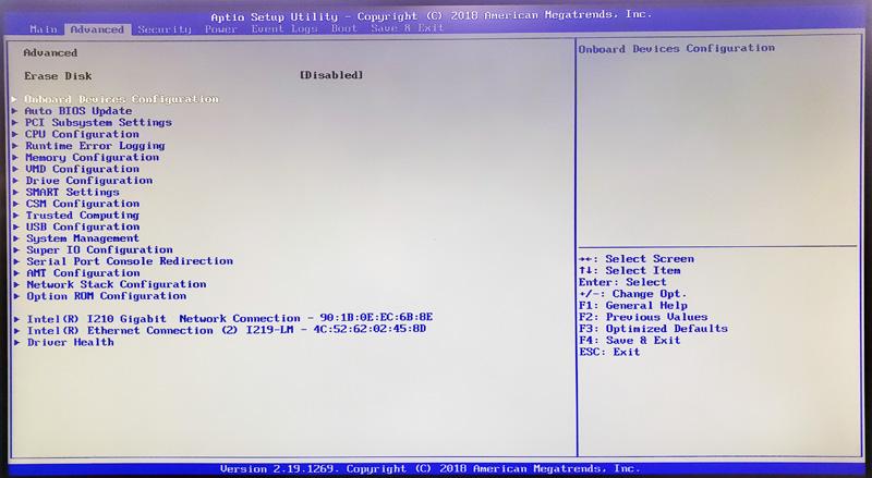 Fujitsu D3598 B13 BIOS