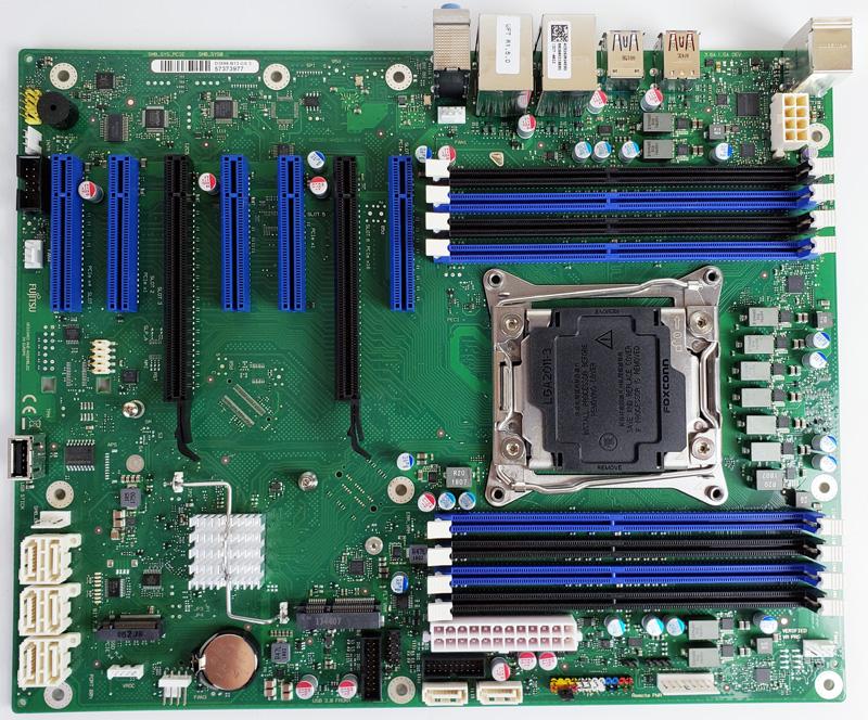 Fujitsu D3598 B13 Top