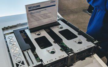 Inspur NE5250M5 2U 2P Edge Inferencing Server