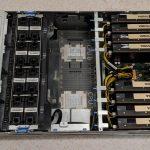 Inspur Systems NF5468M5 PCIe Latch - ServeTheHome