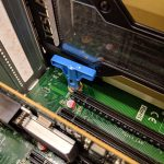 Inspur Systems NF5468M5 PCIe Switch PCB Quick Release