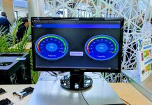 Intel 100GbE OCP 3.0 NIC Demo At OCP Summit 2019