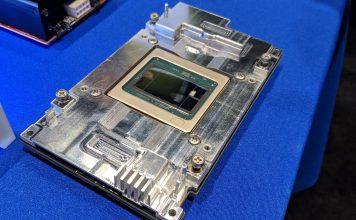 Intel Nervana NNP L 1000 OAM Cover