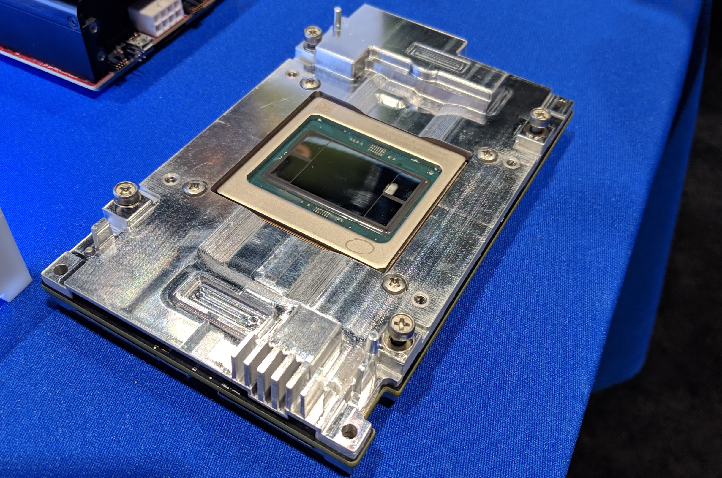 Intel Nervana NNP L 1000 OAM Cover