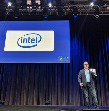 Jason Waxman Intel OCP Summit 2019 Keynote