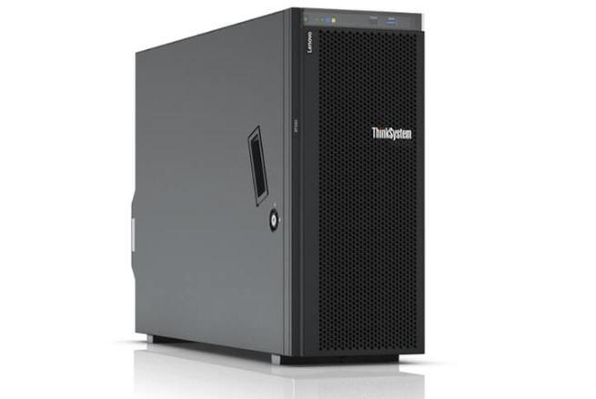 Lenovo ThinkSystem ST550 Front