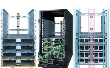 MiTAC ESA V1 OCP To 19 In Rack Cover