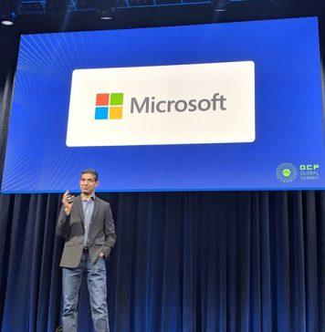 Microsoft Keynote OCP 2019