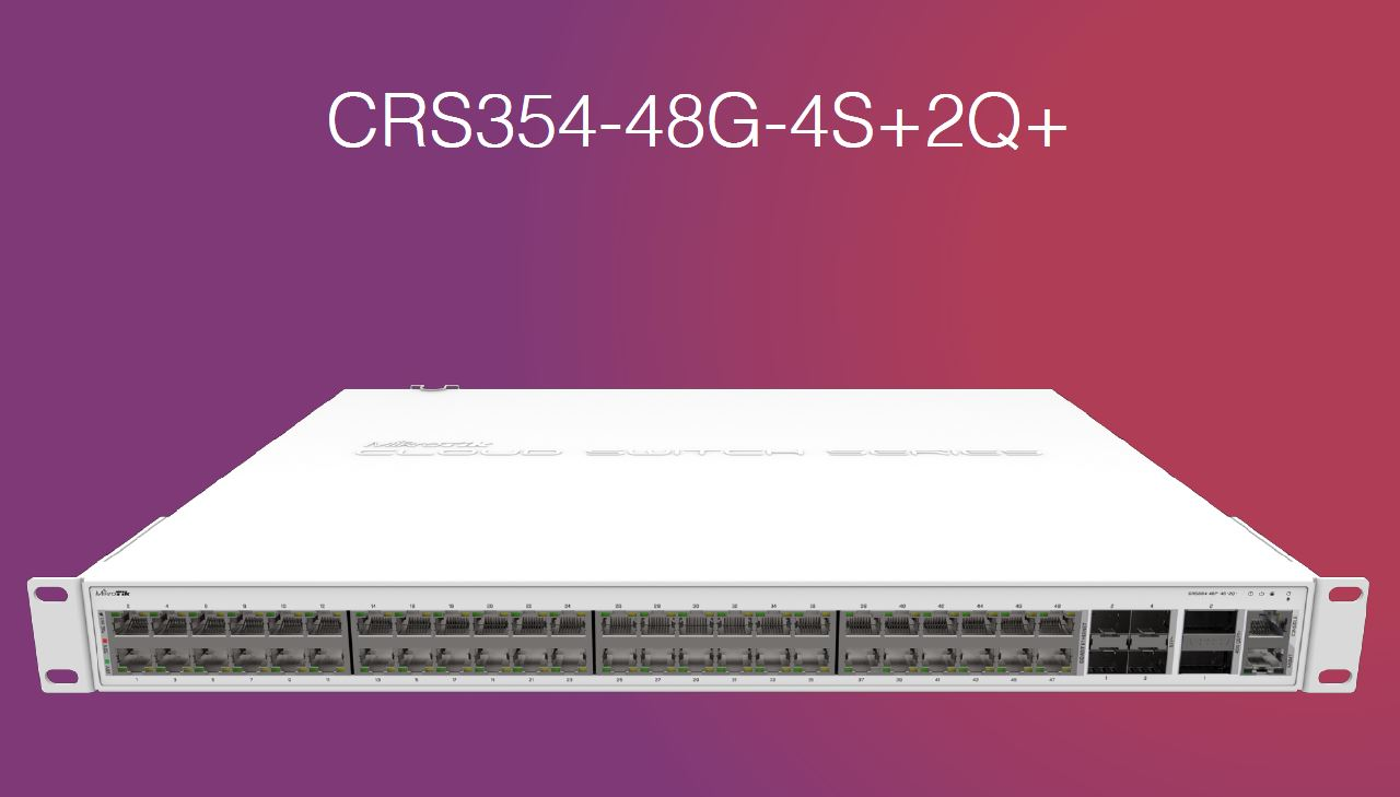 New MikroTik CRS 10GbE and 40GbE Switches for 2019 - ServeTheHome