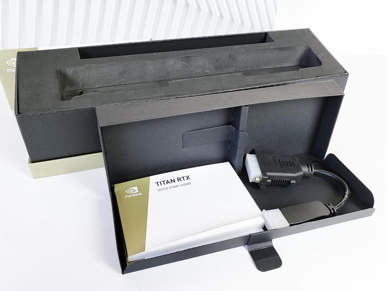 Nvidia Titan RTX Accessories