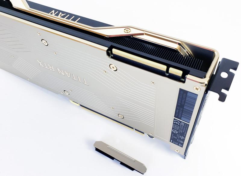 Nvidia Titan RTX NVLink