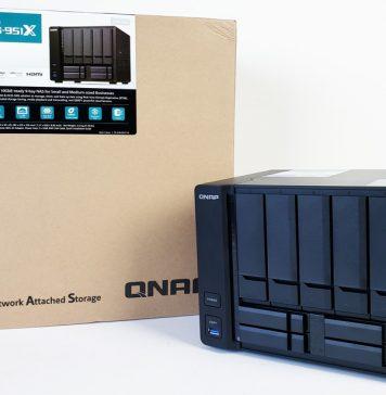 QNAP TVS 951X