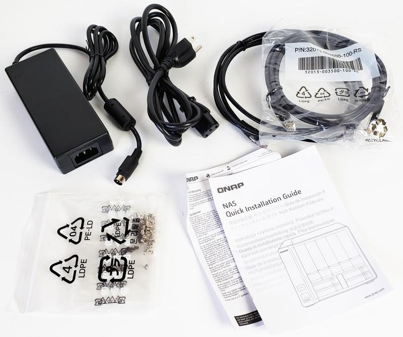 QNAP TVS 951X Accessories