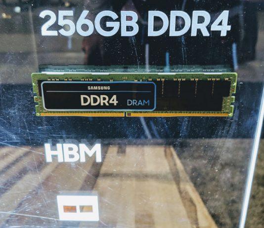 Samsung 256GB LRDIMM