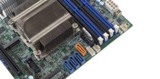 Supermicro M11SDV 8CT LN4F Storage Power Fan