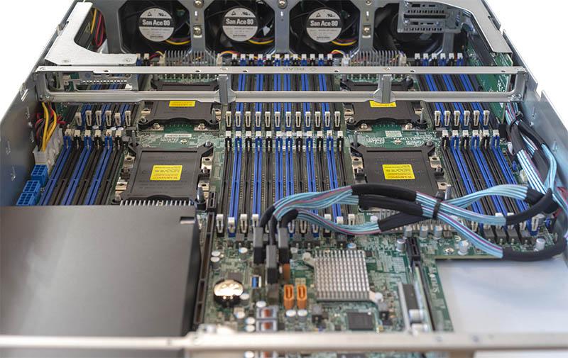 Supermicro SYS 2049U TR4 Airflow View