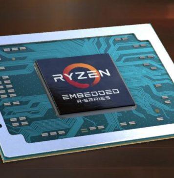 AMD Ryzen Embedded R1000 Cover