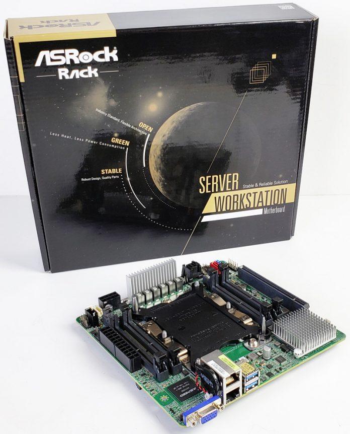 ASRock Rack EPC621D4I 2M