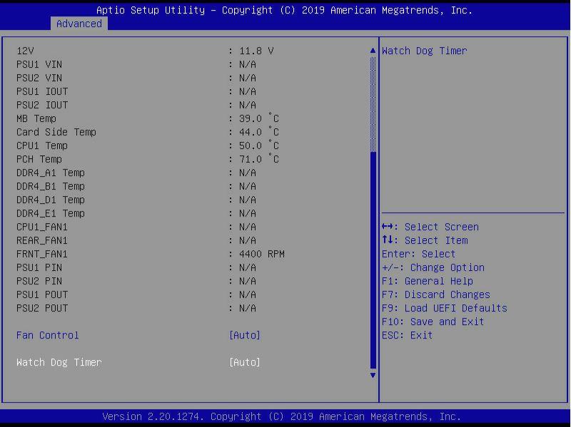 ASRock Rack EPC621D4I 2M BIOS 5