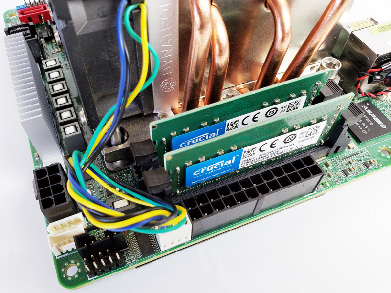 ASRock Rack EPC621D4I 2M Power Connections