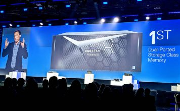 Dell EMC PowerMAX Adopts Intel DC D4800X As SCM