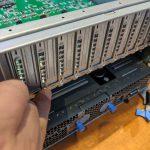 Inspur TS860M5 4U8S PCIe Power Button