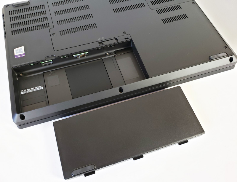 Lenovo ThinkPad P52 Battery - ServeTheHome