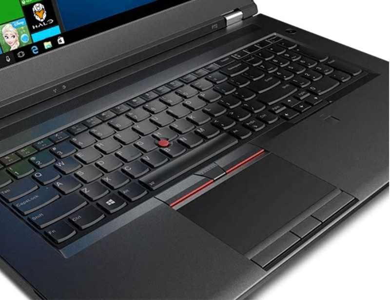 Lenovo ThinkPad P72 Review a Powerful Mobile Workstation - ServeTheHome