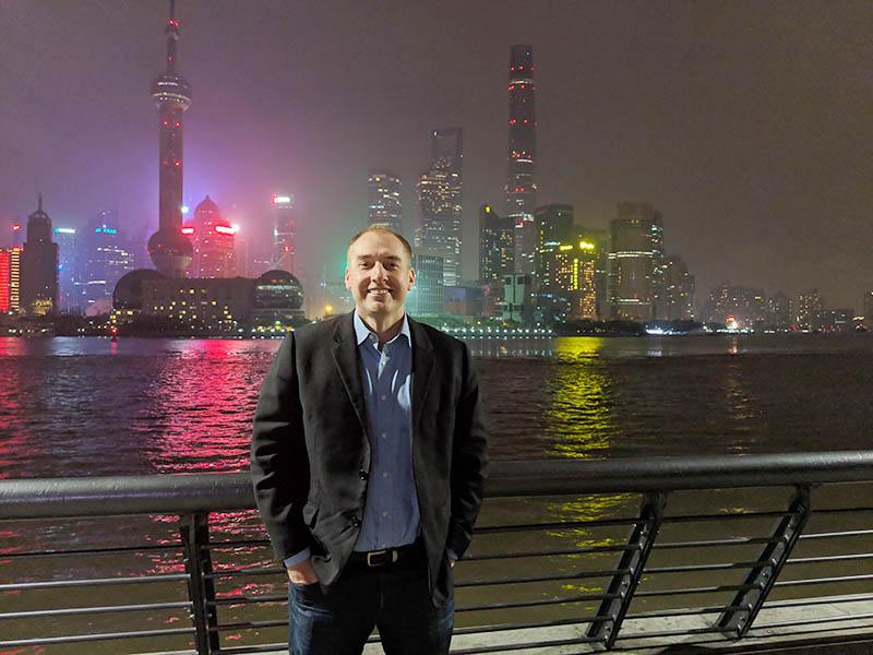 Patrick Shanghai Night