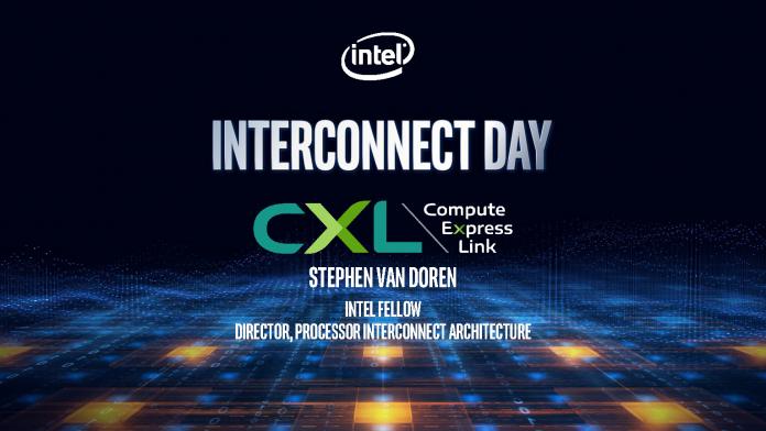 Stephen Van Doren CXL Interconnect Cover