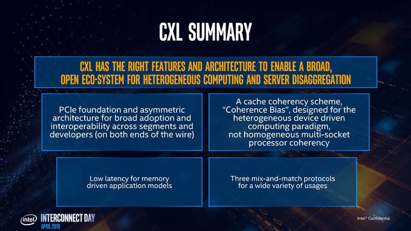 Stephen Van Doren CXL Interconnect Summary