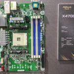 ASRock Rack X470D4U2 2L2T Computex 2019