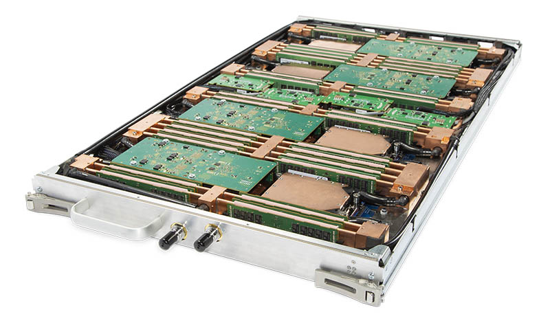 Cray Shasta Compute Blade Example