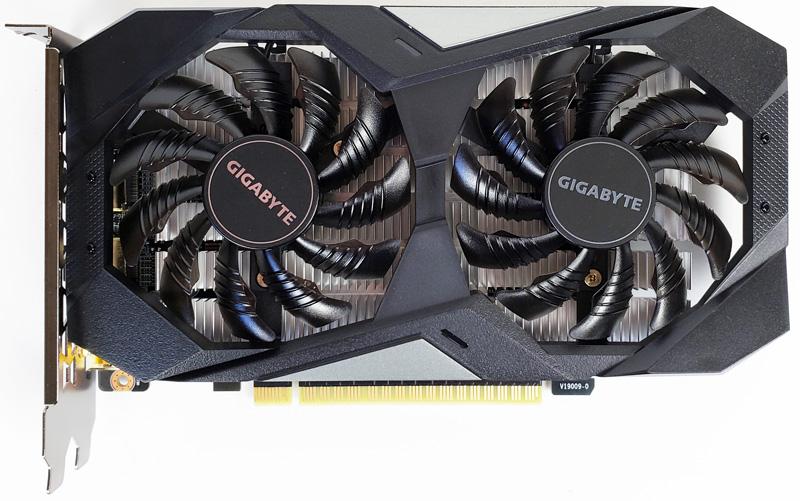 Gigabyte GTX 1650 OC 4GB Front